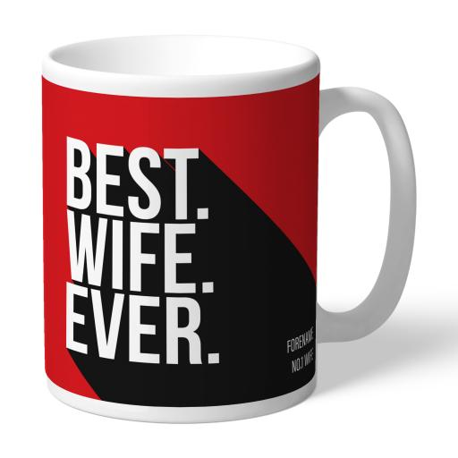 Southampton FC Best Wife Ever Mug