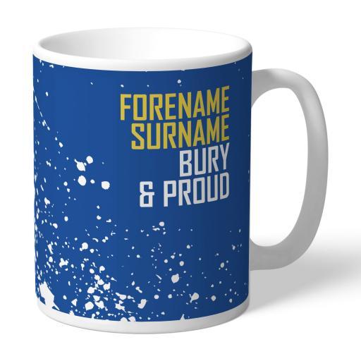 Bury FC Proud Mug