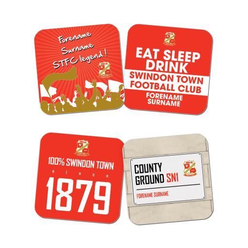Swindon Town Coasters