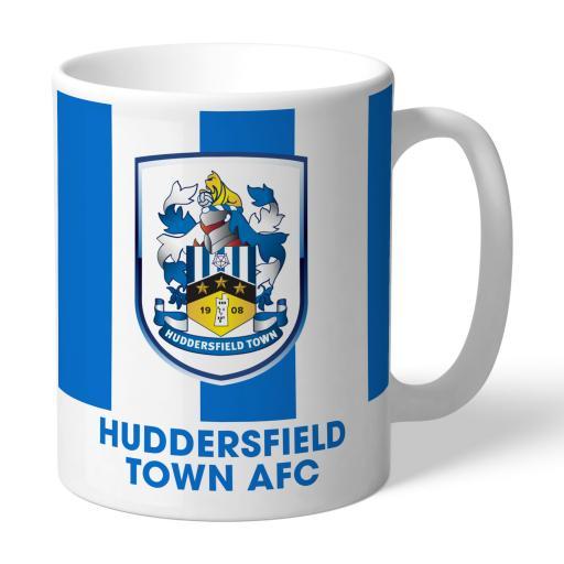Huddersfield Town Bold Crest Mug