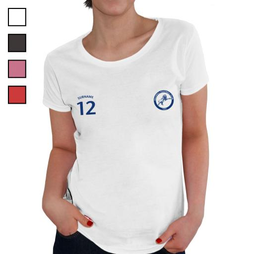 Millwall FC Ladies Sports T-Shirt