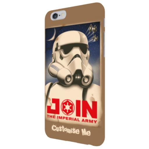 "Star Wars Rebels ""Join The Imperial Army"" iPhone 6+/6S+ Clip Case"