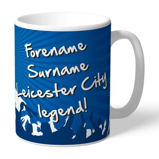 Leicester City FC Legend Mug