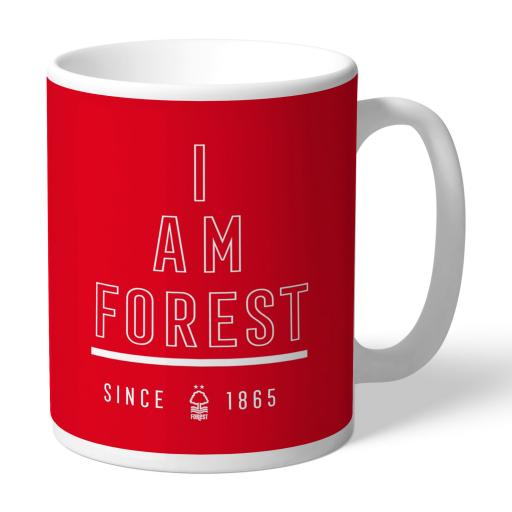 Nottingham Forest FC I Am Mug