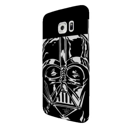 Star Wars Classic Darth Vader Samsung Galaxy S7 Edge Phone Case
