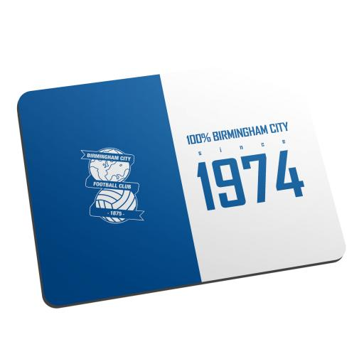 Birmingham City FC 100 Percent Mouse Mat