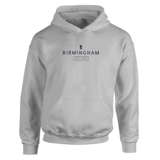 Birmingham City FC Minimal Hoodie