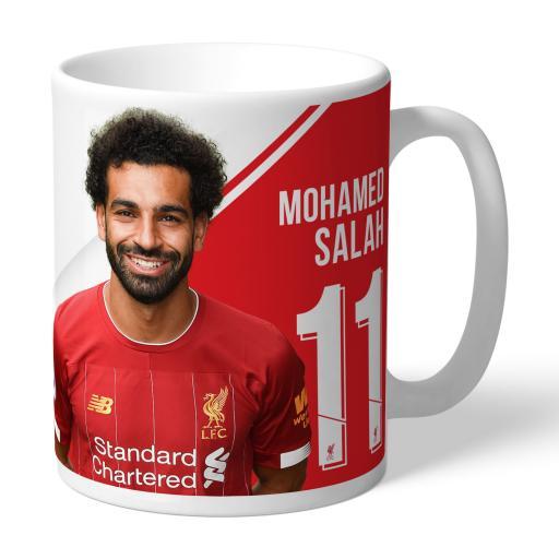 Liverpool FC Salah Autograph Mug