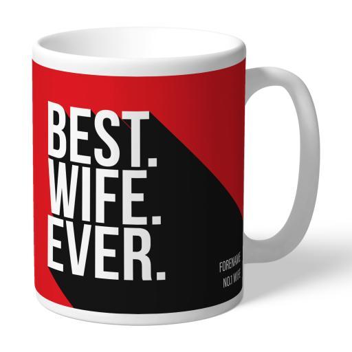 Sunderland Best Wife Ever Mug
