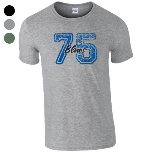 Birmingham City FC Varsity Number T-Shirt