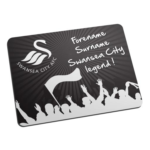Swansea City AFC Legend Mouse Mat