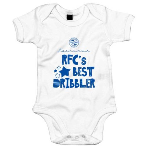 Reading FC Best Dribbler Baby Bodysuit