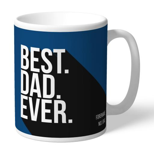 Cardiff City Best Dad Ever Mug