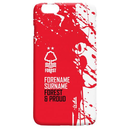Nottingham Forest FC Proud Hard Back Phone Case