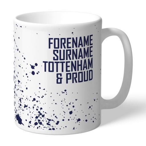 Tottenham Hotspur Proud Mug