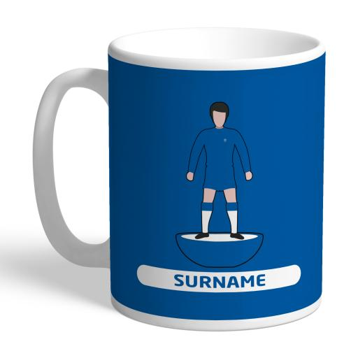 Cardiff City Player Figure Mug