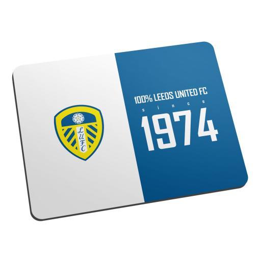 Leeds United FC 100 Percent Mouse Mat