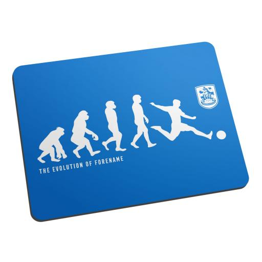 Huddersfield Town Evolution Mouse Mat