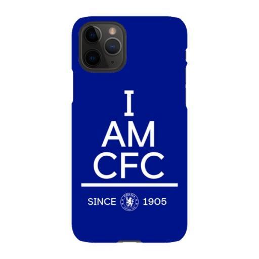 Chelsea FC I Am iPhone 11 Pro Phone Case