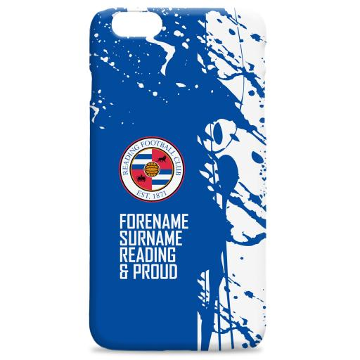 Reading FC Proud Hard Back Phone Case