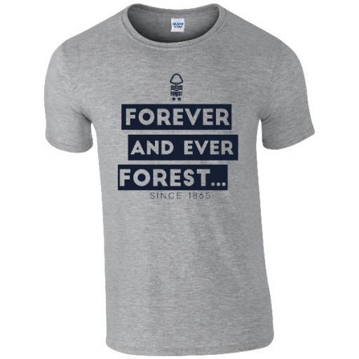 Nottingham Forest FC Chant T-Shirt