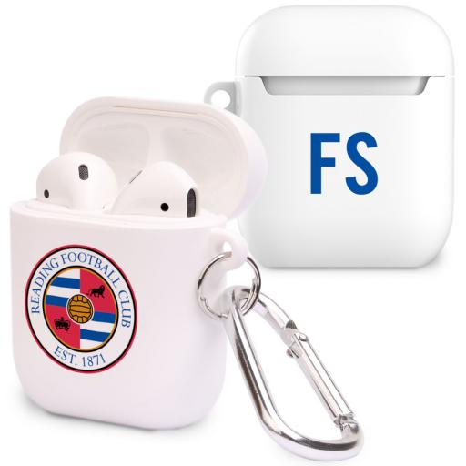 Reading FC Initials Airpod Case