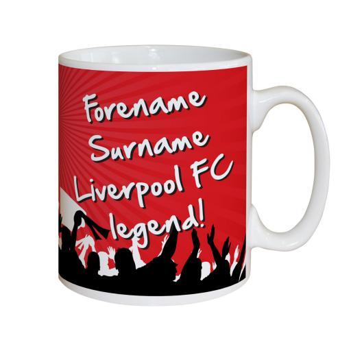 Liverpool FC Legend Mug
