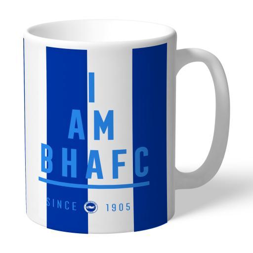 Brighton & Hove Albion FC I Am Mug