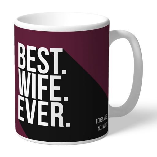 Burnley FC Best Wife Ever Mug