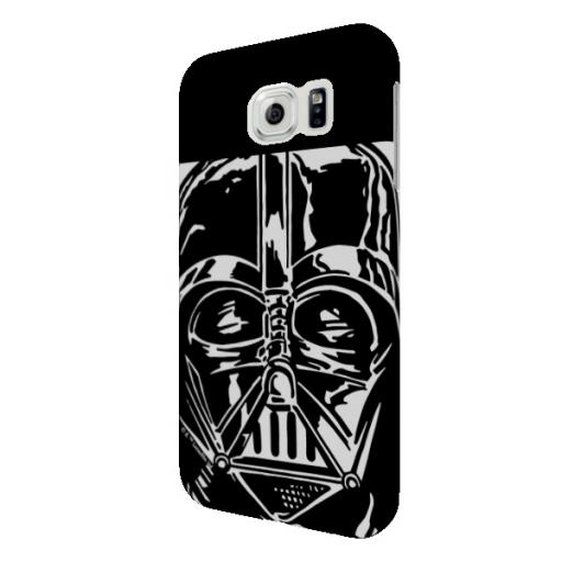 Star Wars Classic Darth Vader Samsung Galaxy S6 Phone Case