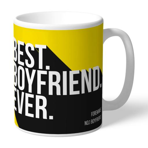 Watford FC Best Boyfriend Ever Mug