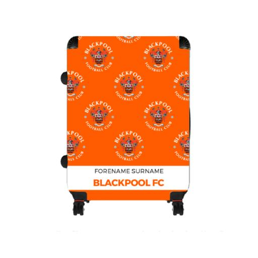 Blackpool Mini Crest Large Suitcase