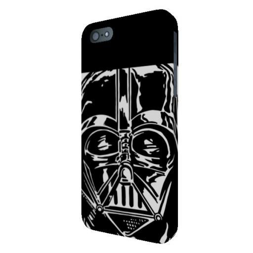 Star Wars Classic Darth Vader iPhone 5/5s/5SE Clip Case