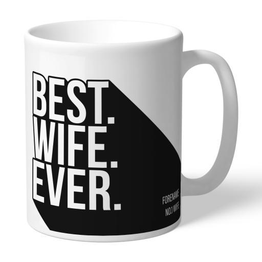 Derby County Best Wife Ever Mug