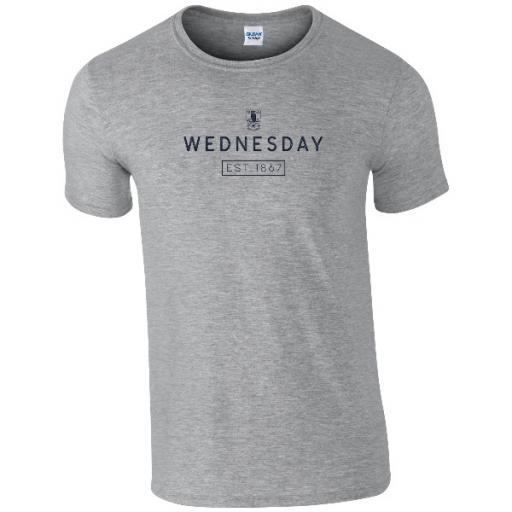 Sheffield Wednesday FC Minimal T-Shirt