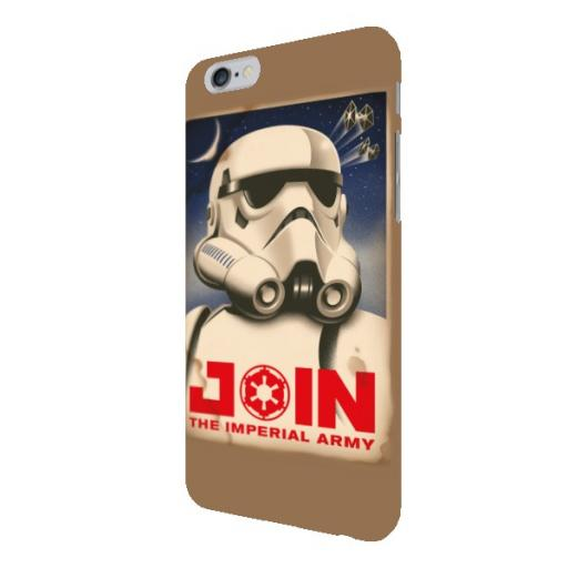 "Star Wars Rebels ""Join The Imperial Army"" iPhone 6/6S Clip Case"