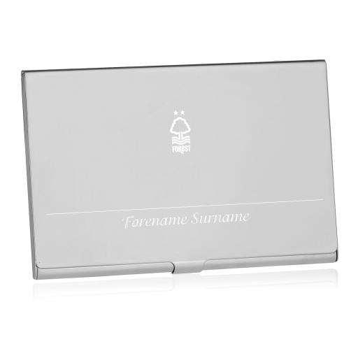 Nottingham Forest FC Executive Business Card Holder
