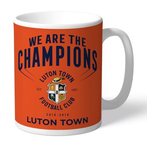 Luton Town FC Champions Mug