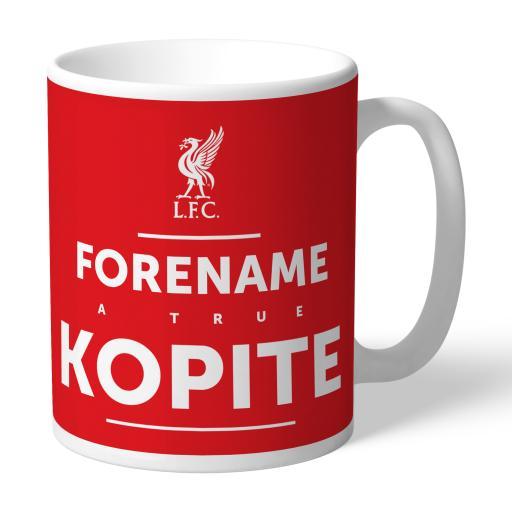 Liverpool FC True Mug