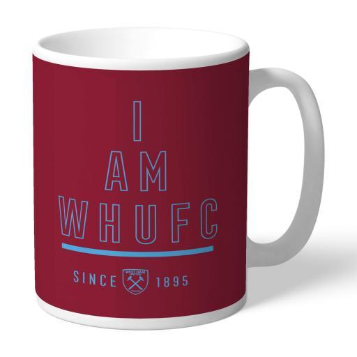 West Ham United FC I Am Mug