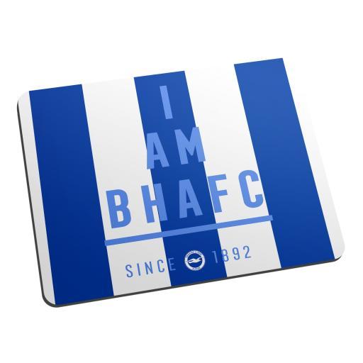 Brighton & Hove Albion FC I Am Mouse Mat