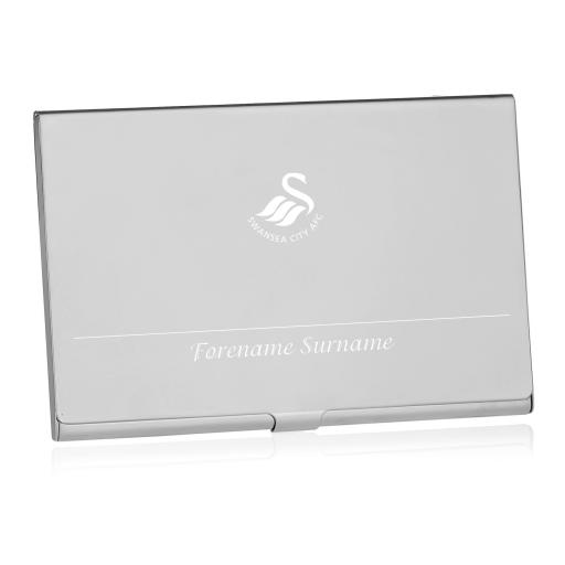 Swansea City AFC Executive Business Card Holder
