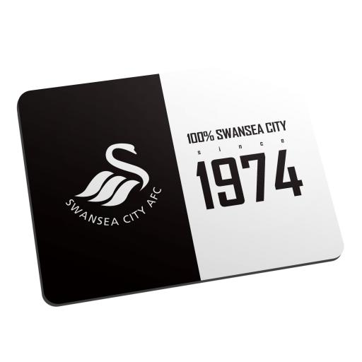 Swansea City AFC 100 Percent Mouse Mat