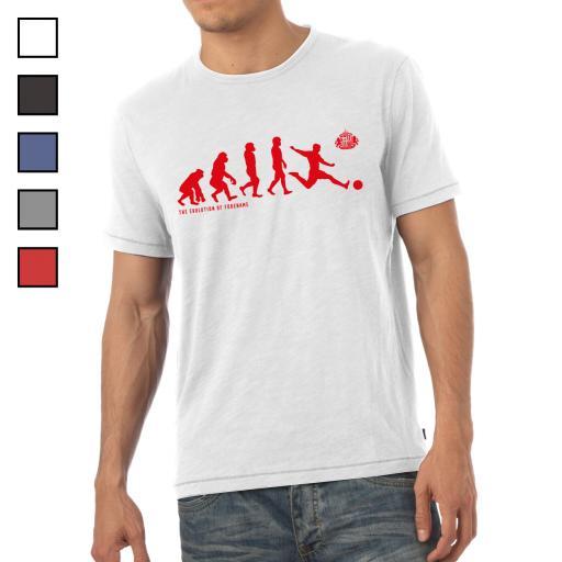 Sunderland AFC Evolution Mens T-Shirt