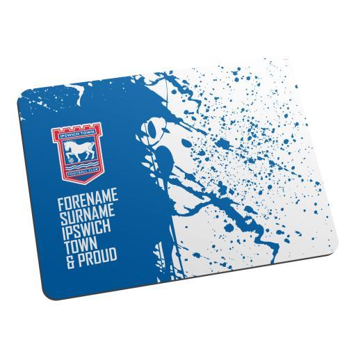 Ipswich Town FC Proud Mouse Mat