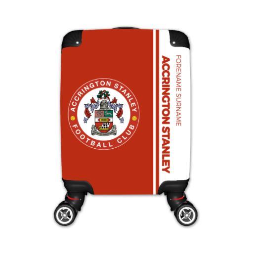 Accrington Stanley Crest Kid's Suitcase