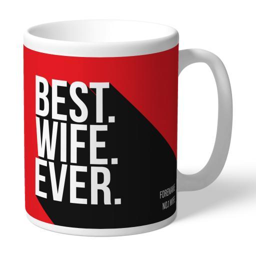 Sheffield United Best Wife Ever Mug