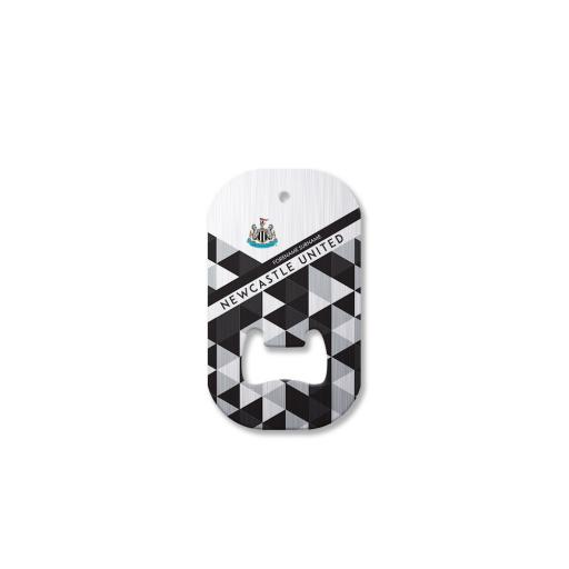 Newcastle United FC Patterned Compact Bottle Opener