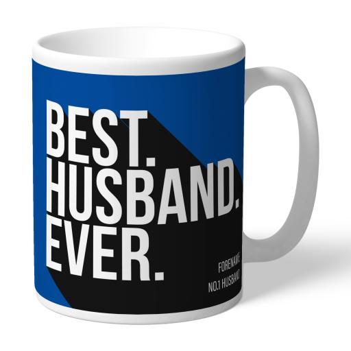 Reading Best Husband Ever Mug