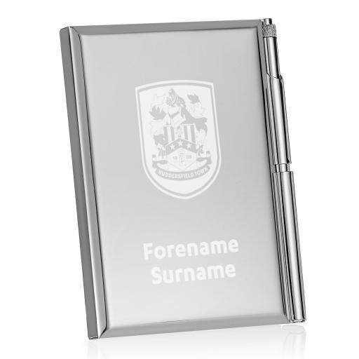Huddersfield Town Crest Address Book